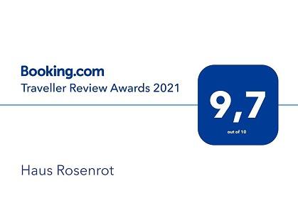 Booking-Auszeichnung